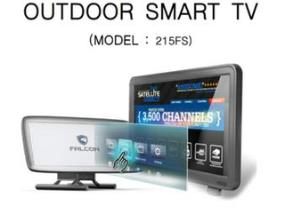 OUTDOOR SMART TV(English)